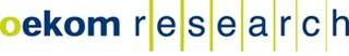 oekom logo